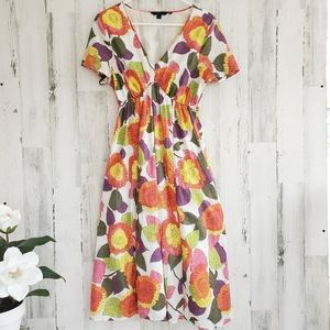 Boden Floral Sundress
